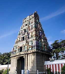 Marundeeswarar Temple, Chennai, Tamil Nadu