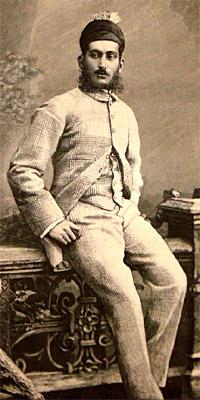 Mir Mahboob Ali Khan, Nizam of Hyderabad
