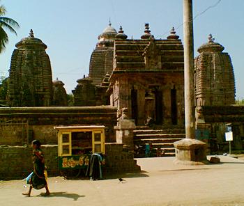 Mukhalingam Temple,  Mukhalingam near Srikakulam, Andhra Pradesh