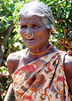 Parja Tribes, Central India