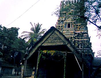 Saraswati Temple, Kuthanur Tiruvarur District Tamil Nadu