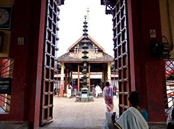 Legends of Sree Subrahmanya Swamy Temple, Sree Subrahmanya Swamy Temple