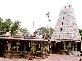Srisailam temple