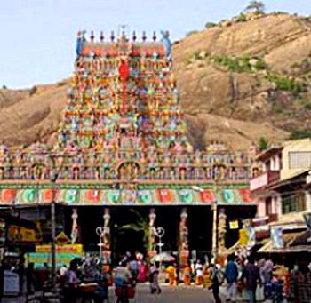 Thiruparankundram Temple, Madurai