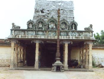 Tiruppunkur Temple, near Vaideeswaran Kovil, Mayiladuturai, Tamil Nadu