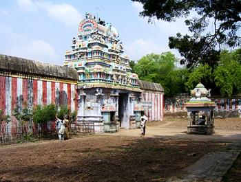 Tiruvaikavur Temple, Kumbhakonam, Tamil Nadu