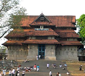 Vadakkunnathan Temple, Vadakkunnathan Temple