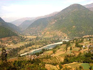 Budhi Gandak River, Indian River
