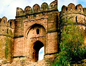 Fort of Kalanjara