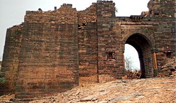 Kanthkot fort