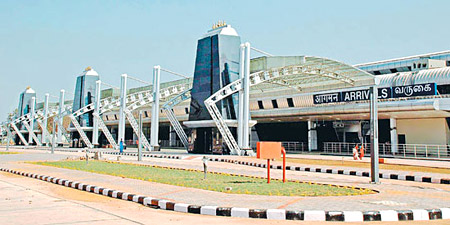 Tiruchirapalli International Airport, Tamil Nadu