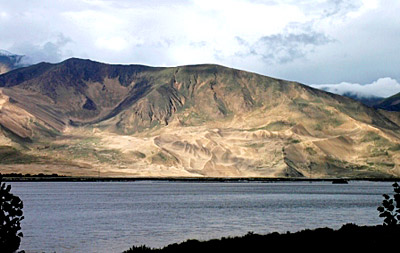 Origin of Brahmaputra River in southwestern Tibet as the Yarlung Tsangpo River