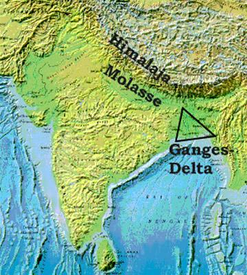 Ganges Delta , India