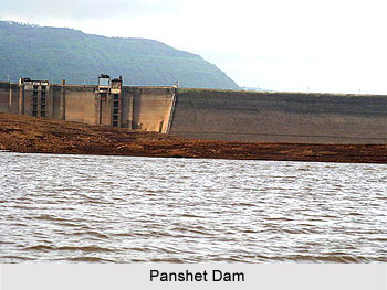 Panshet Dam, Maharashtra