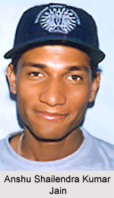Anshu Shailendrakumar Jain, Rajasthan Cricketer