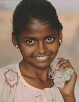 Arakh Tribe-girl