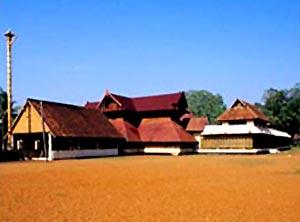 Aranmula temple Alappuzha, Kerala, South India