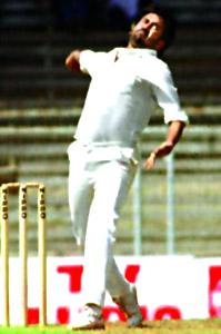 Arshad Ayub, Indian Cricket