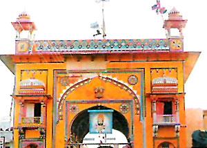 Baba Ramdeo Temple, Rajasthan