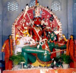 Baradebi Bari Temple, West Bengal