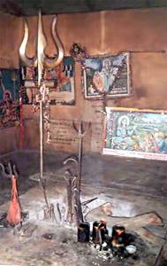 Shatalai, Temple of Baba Balak Nath Ji,  Bilaspur, Chhattisgarh