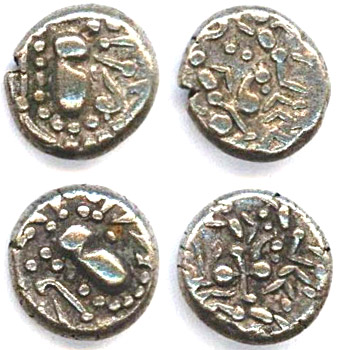 Silver Coins of Western India