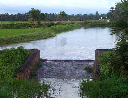 Tank Irrigation in India