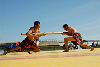 Insuknawr, Traditional Indian Sport