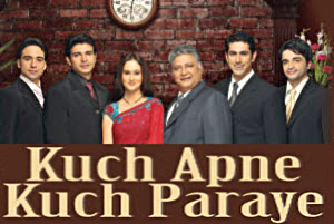 Kuch Apne Kuch Paraye, TV Serial