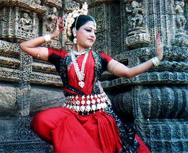 Religious Influence On Odissi