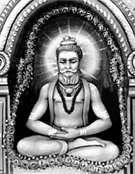 Allama Prabhu, an incarnation of Shiva