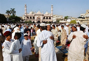 Eid-al-Fitr Festival to be celebrated at the end of Ramazan