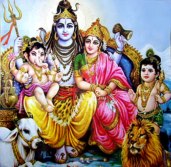 Aparna,  name of Uma is the second spouse of Shiva and mother of Ganesh and Kartikeya