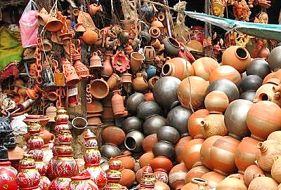 Indian Pottery items