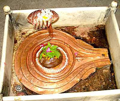Jyotirlinga of Lord Shiva in Omkareshwar