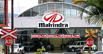 Mahindra Showroom - Constructions of Shops, Vastu Shastra