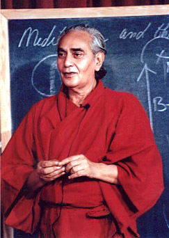 Swami Rama - Founder of the Himalayan Institute of Yoga Science and Philosophy