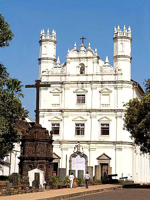 Church of St Francis of Assisi, Goa