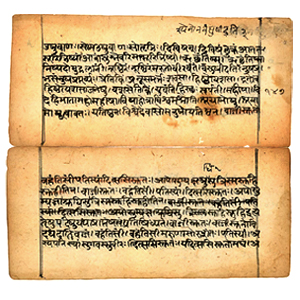 Origin of Fable in Sanskrit