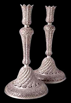 Silver Filigree Work in India - Karimnagar