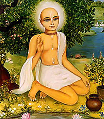 Jiva Goswami, Indian Saint