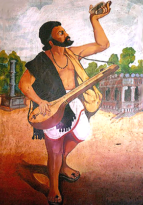 Kanaka Dasa, Indian Saint