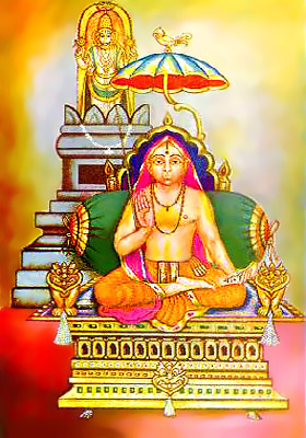 Vyasatirtha, Indian Saint