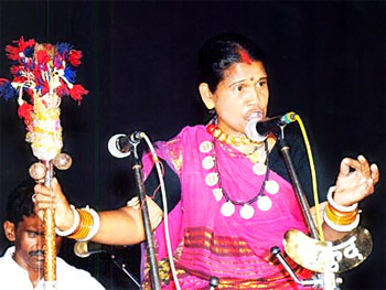 Folk Songs of Chhattisgarh - Pandavani
