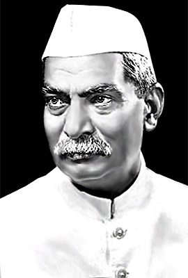 Dr. Rajendra Prasad who played an important role for the independence of India