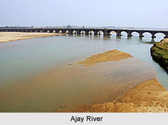 Ajay River, West Bengal