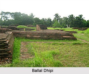 Ballal Dhipi, Nadia District, West Bengal