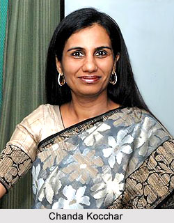 Chanda Kocchar, Indian Business Woman