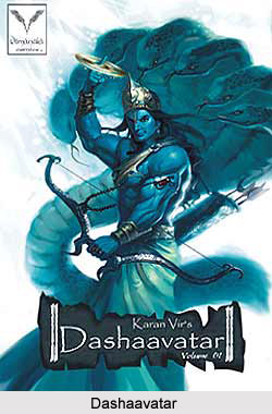Dashaavatar, Characters in Indian Comics Series
