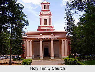 Holy Trinity Church, Bengaluru, Karnataka
